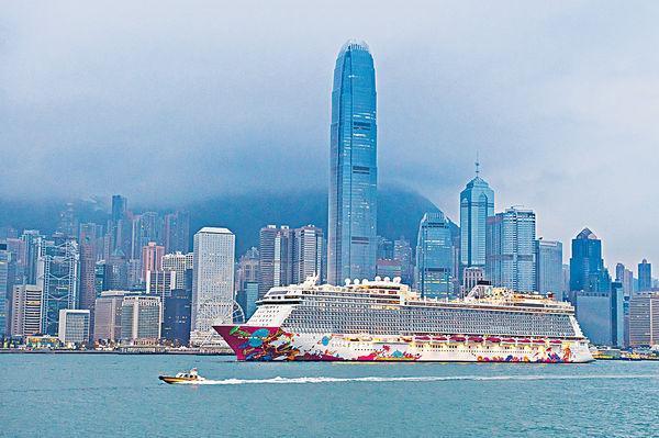 同系世界夢號爆疫 船公司:港要求更嚴 雲頂夢號月底公海遊 首兩程訂滿