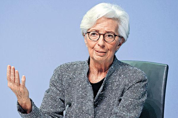 歐央行寬鬆幣策 未見拖累歐元