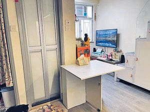 單親媽媽獲友平租單位 淘寶家具布置220呎新居