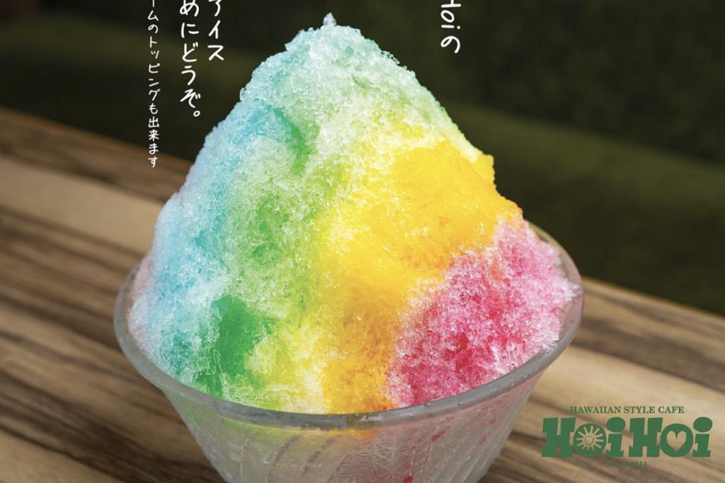 【九龍灣美食】Pancake House HoiHoi推出全新日式刨冰!夢幻七色彩虹刨冰/抹茶Espuma刨冰/士多啤梨Tiramisu刨冰