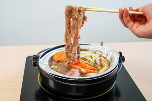 【Sukiya外賣】2分鐘就食得!Sukiya推出超方便外賣火鍋   全新腐皮豆乳鍋/招牌壽喜燒