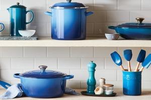 【Le Creuset開倉】Le Creuset廚具減價開倉低至6折!琺瑯鑄鐵鍋/陶瓷碟/易潔鑊