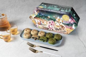【月餅禮盒2021】本地餅店Valérie Pastry首推流心伯爵茶月餅!限量珍藏香港小兔主題新包裝