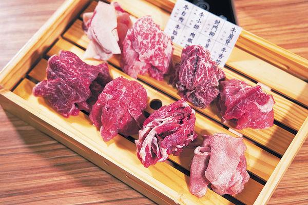 尖沙咀牛肉火鍋店 嚐8款刁鑽部位拼盤