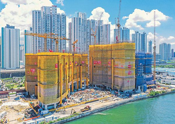維港滙III加推39伙最平809萬 周六賣89伙
