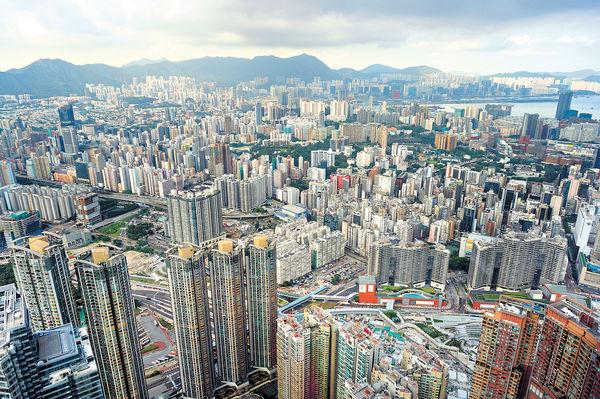 香港樓市長升之謎