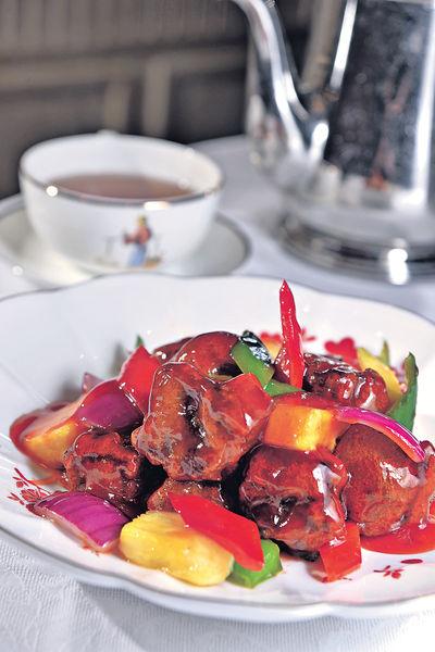 北京樓X Impossible Foods 京式素菜 美味有營