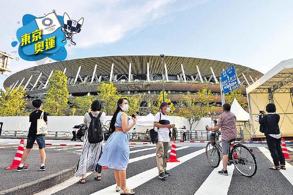 奧運今開幕 表演添動漫遊戲元素 僅950人出席 包括15元首