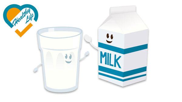 飲牛奶助降膽固醇 日限3杯免增磅