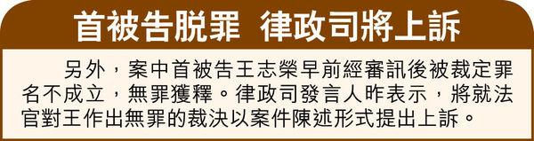 官:如無的放肆私刑集會 7.21暴動案 7人罪成囚3年半至7年