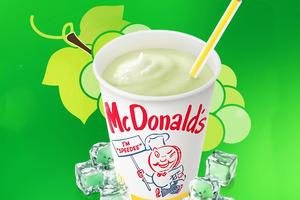 【日本麥當勞】日本麥當勞慶祝50週年記念   重推16年前人氣麝香提子奶昔!