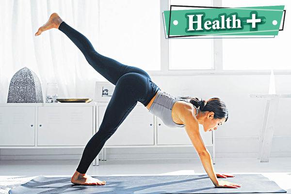 4招「主動伸展」拉拉筋 增柔軟度兼收身