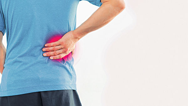 腰痛「典床典蓆」 原來是腰方肌受傷