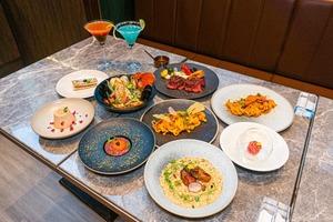 【尖沙咀西餐】7間特色尖沙咀西餐推介2021! 粉紅色少女風餐廳/Tiffany Blue打卡餐廳/CBD主題餐廳/意大利過江龍餐廳