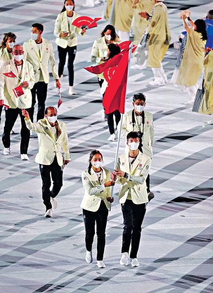 與孩子分享奧運精神