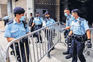 違國安法首名被告今午判刑 辯方求情非刻意傷害警方