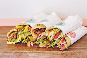 全新Grab-and-Go外賣店 經典印度捲餅+健康蓋飯