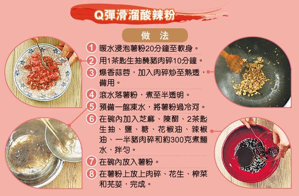 DIY惹味粉麵 炎夏醒胃之選