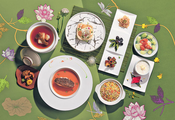 酒店推「悅顏•養生宴」 送2370元名牌化粧禮品