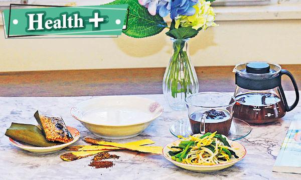 健康小食助潤腸 排出體內毒邪防便秘