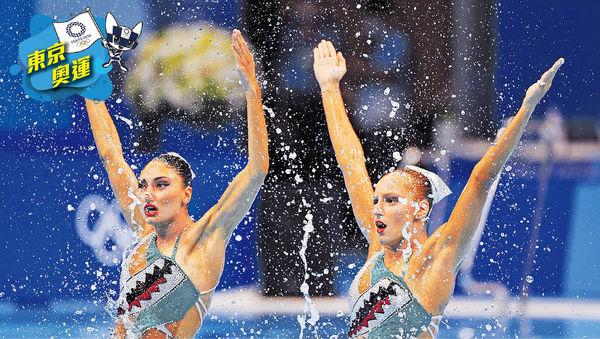 奧運村首現集體中招 希臘韻律泳隊5人染疫