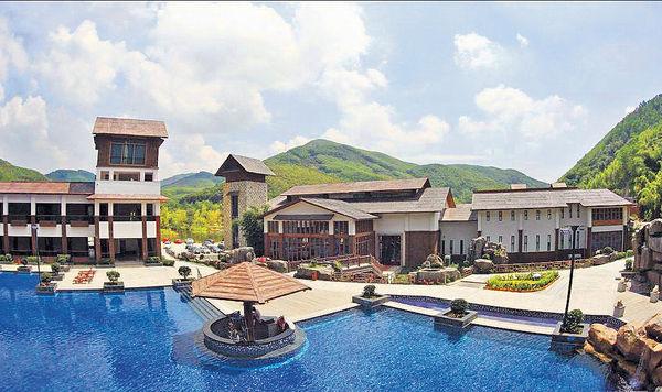 惠州溫泉度假村