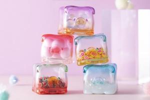 【Lulu豬香港 Lulu豬哪裡買】Lulu豬冰粒夏日清涼登場 可愛方塊豬造型色彩繽紛/配凍飲裝飾打卡一流!