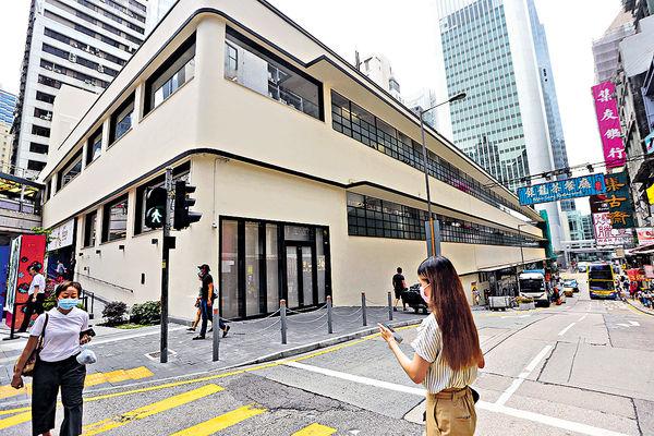 中環街市8月23試業 文青小店進駐