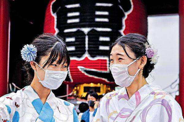 新西蘭兩日10人中招 日本2.3萬人確診單日新高