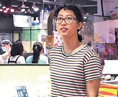 參演《愛‧回家》 「東涌羅浩楷」利愛安用一星期記對白