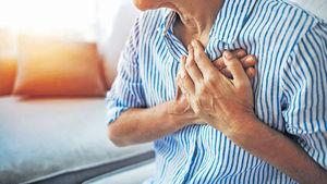 手腳痹痛肚瀉屬先兆 心肌病變易奪命