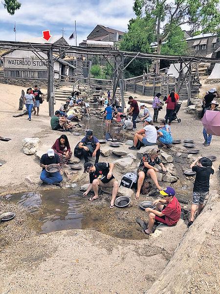 引水技術#淘金量多#白人嫉妒#污名化華人