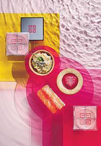 酒店紅粉主題Tea Set 送美容禮品套裝