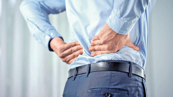 髂腰肌損傷致腰背痛 誤當坐骨神經痛