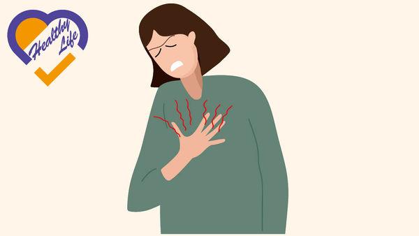 心臟「早搏」 或驚恐症來襲