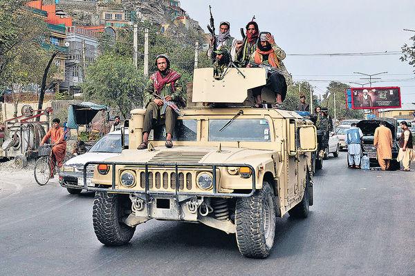 拜登︰校準外交應對中俄 捍衞阿富汗撤軍行動