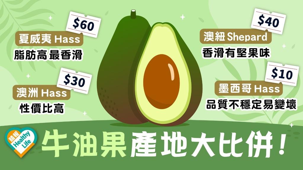 Health Plus│「超級食物」牛油果減磅降膽固醇