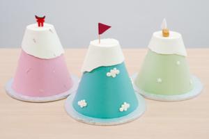 【生日蛋糕推介2021】打卡生日蛋糕之選!IG甜品網店富士山蛋糕 粉色系配日式鳥居/雪花裝飾