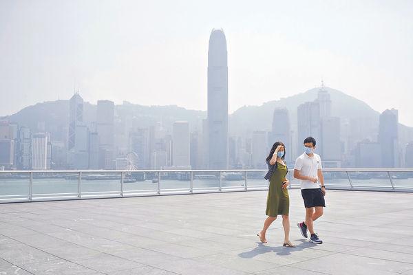 未來數日空氣污染嚴重 中秋最高32℃