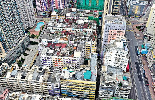 恒地奪庇利街項目 市建局:需貫徹「小區發展」