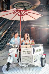 利奧坊 覓食潮遊市集 「傳統×新造」 本地薑品牌各具特色