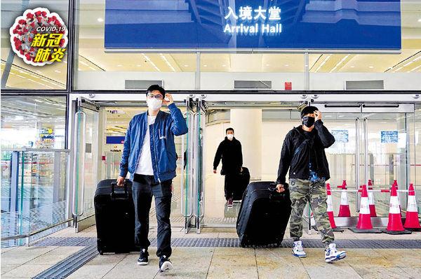 粵澳旅客今起可免檢來港 推接種二維碼 供入境者自願申報
