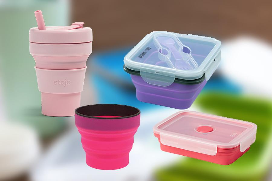 【消委會報告】6成摺合矽膠食物盒及摺杯揮發性有機物超標 5款安全選擇IKEA表現最好