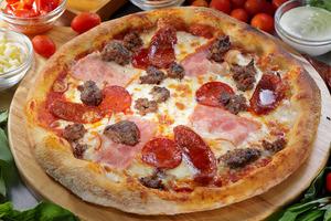 手工薄餅外賣店Pizza Day新推懷舊港式系列 沙嗲牛酸種Pizza/芝麻糊冬甩/話梅梳打
