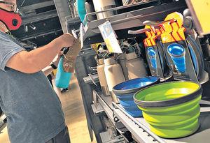 逾6成樣本 揮發有機物超標 可摺矽膠餐盒及杯食安隱患