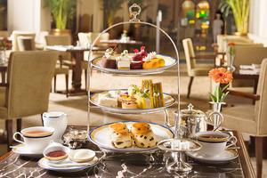 香港半島酒店下午茶2021 全新秋日巴黎主題歎法式甜品/招牌英式鬆餅/手指三文治