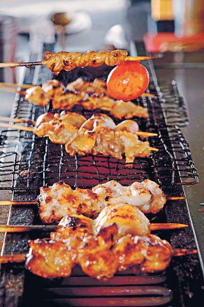 尖沙咀地道燒鳥店 食刁鑽雞料理