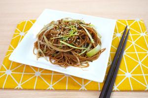 【炒麵食譜】4步簡單豉油王炒麵食譜  還原港式大牌檔美食