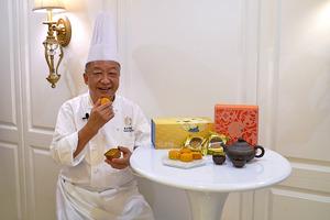 皇玥月餅大師公開流心奶黃月餅最佳食法  月餅翻熱時間/儲存方法/奶黃月餅起源