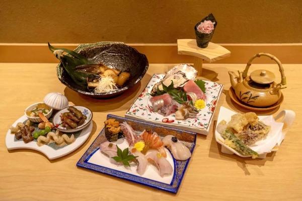 【Omakase優惠】旺角日本料理餐廳「江戶壽司 秀」OMAKASE廚師發辦75折優惠 食勻前菜/時令生蠔/刺身壽司等20道菜